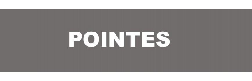 Pointes J - TI-PIN - SK300 - 12/44 - F18 - BT13/FMO - SKN12 - AX - N°8 - NT45A -D51238K