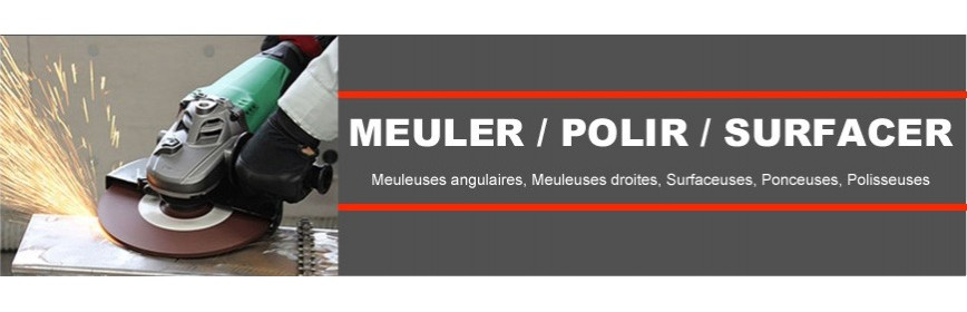 Meuler Polir Surfacer